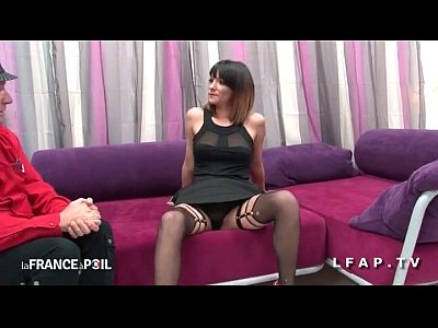 jeune fille casting anal