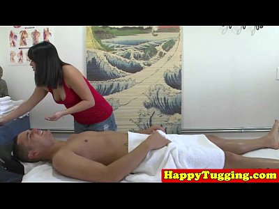 Asian Massage Handjob video: Real nuru masseuse in cockrubbing session