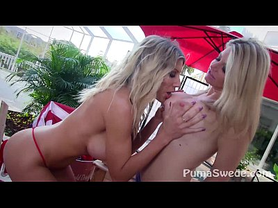 Bigtits Blonde Blondes video: Diet Cunt!! Puma Swede & Vicky Vette!