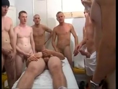 Gay Massage Orgy