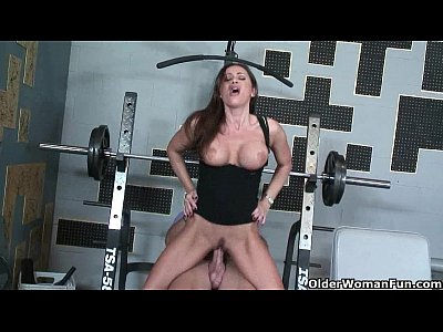 WOW Stunning Fitness Babes get Horny in Class with instructor