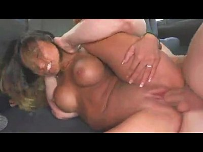 Natalia Mendez On The BUS Get Busted