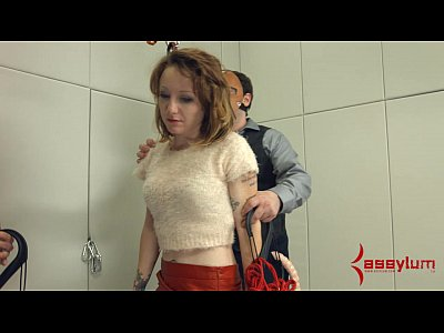 Anal Bdsm movie: Assmouth 2: anal pain and destruction for skinny masochist