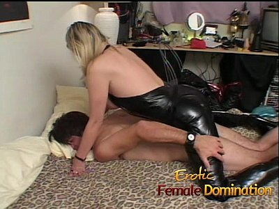Wife gets fucked and then returns the favor with a strap-on-6