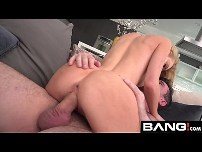 Shaved Pornstar porno: BANG Gonzo: Busty Kayden Kross Wraps Tight Pussy Around Huge Cock