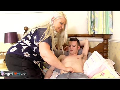 Blowjob Chubby Chunky video: Agedlove cumshot at mature chubby