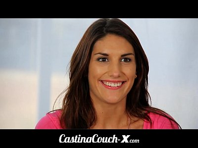 Casting Castingcouch Hardcore video: CastingCouch-X Teen fucked first time on cam for $