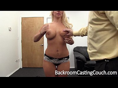 Ass Audition Babe video: Big Boob MILF Fucked and Creampie