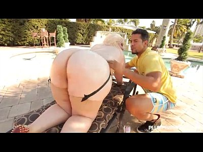 Thick fat ass cuban milf fucks hard
