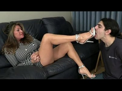 Cfnm Domination Femdom video: tongue strengthening exercises footjob porncams.ml