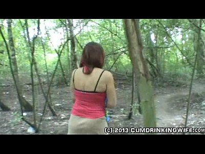 Handjob Orgy movie: cumdrinkingwife-out-Side m7.23