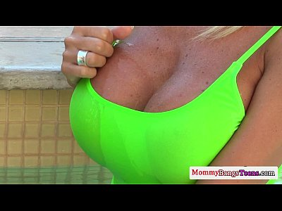Bigtits Bikini Bushybeaver video: Evita Pozzi analsex