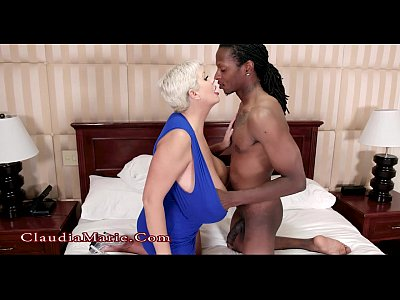 Pornstar Bigass Hugetits video: Huge Fake Tit Whore Claudia Marie Cheats On Husband With A Black Man