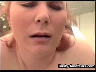 Tits Boobs Blowjob video: Busty Fiona getting fucked by black dude