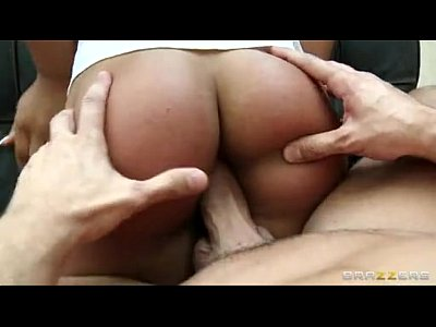 Leilani Leeane gets Belly Down Anal Blasted