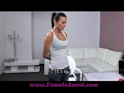 Milf Mature Couch video: FemaleAgent New sexy MILF agent ready to deceieve and devour-X Tubes SD