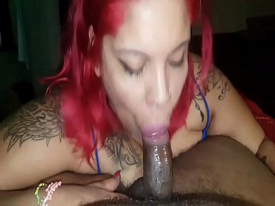 Bbc Blowjob Cum video: Cannibal Lela