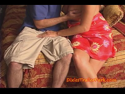 Blowjob Milf video: Milf Mom tells Son its TIME to FUCK HER
