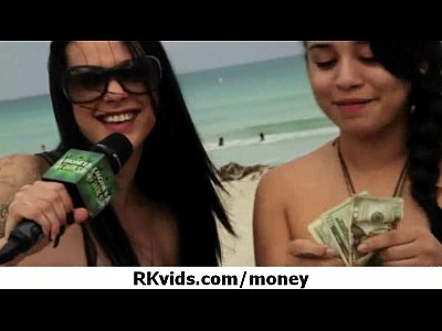 Gorgeous teens getting fucked for money 26
