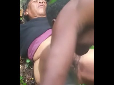 Old amateur getting Jamaican pussy pt.1