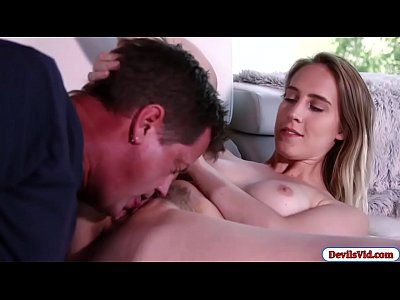 Hot gf gets her hairy pussy fucked