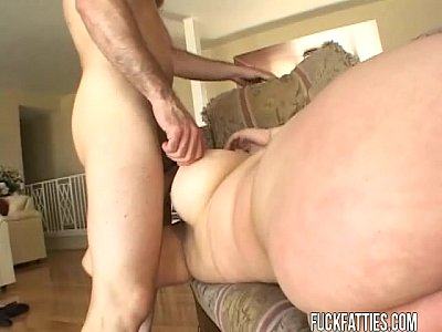 Hardcore Bbw video: Redhead BBW With Fat Ass Hardcore Fucked