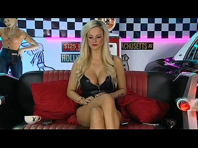 Chat Phone Tv video: TeeJay Walker Daytime 20141029