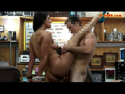 Amateur babe pawned Cello and gets pussy fucked by pawn man