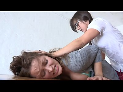 Tribbing video: slamming girls 1