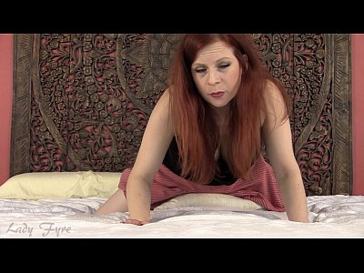 Femdom Fetish Fyre video: Even Losers Need to Cum Pillow Humping JOI Humiliation