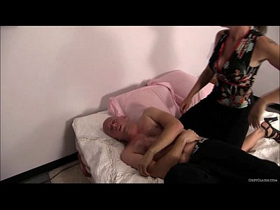 Domination Female Femdom video: Dante Beatdown