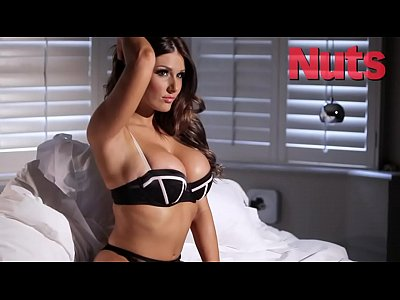 Lucy Pinder Lingere Photoshoot Part 2