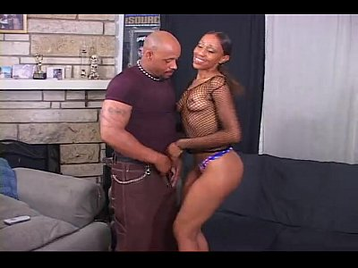 Ebony Babe gots fucked hard in sweet Ass!!