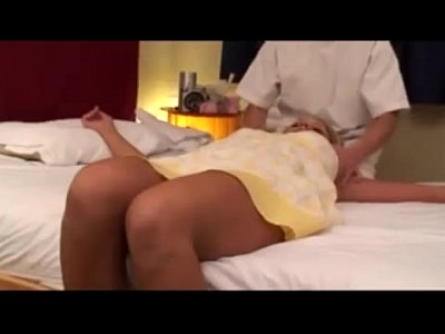 BUSTY MILF lured for free massage and tricked into sex MUST WATCH Full Video