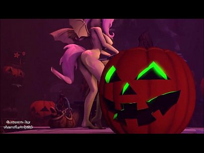Halloween Special My little pony blowjob