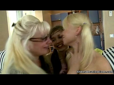 Teen Shaved Lesbian video: After lesbian extra classes Alina and Nicole can make each other cum