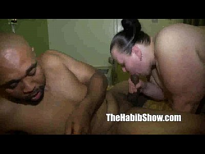BBC redzilla bangs white bbw thick banged