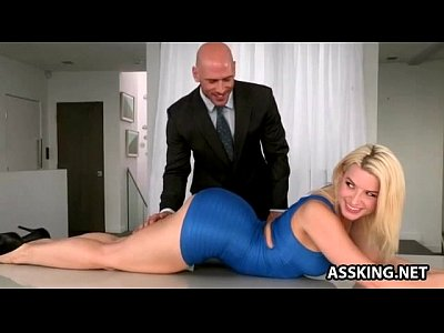 Asses Assfucking Assfucking video: Round ass Annika Albrite