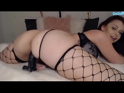 Babyblazexo huge ass on dildo