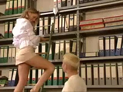Fucked Short video: short dress girl get fucked in the library xemphimsex.rainporn.com