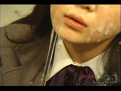Blowjob Bukkake Jap video: Bukkake Highschool Lesson 11 4/4 Japanese uncensored blowjob