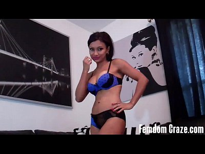 Chastityhumiliation Femdom Femdomclips video: You are nothing but a fat disgusting slob