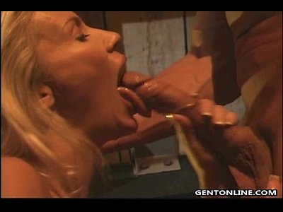 Anal Ass Blonde video: Busty Karina Gets Anal Doggystyle Fucked