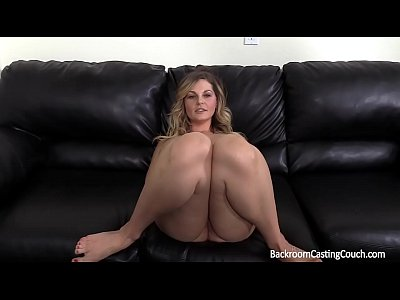 Big Tits MILF Fucked In The Ass on Casting Couch