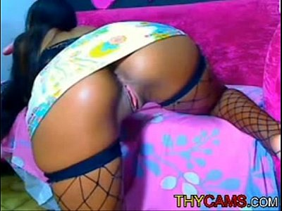 Hot Young Latina In Miniskirt Wants You To Cum On Her Ass - thycams.com