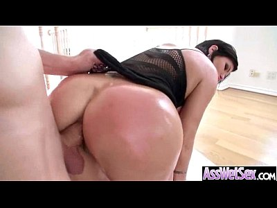 Hardcore Anal Sex Scene With Big Butt Oiled Girl (shay fox) movie-27