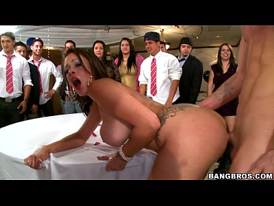 Pornstar Party College video: Pornstars crash the college party fuckfest