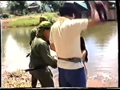 Thai Army and Village Girls full movie