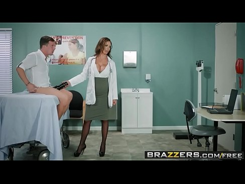 Brazzers - Doctor Adventures - Dick Stuck In Fleshlight scene starring Briana Banks Nikki Benz and J