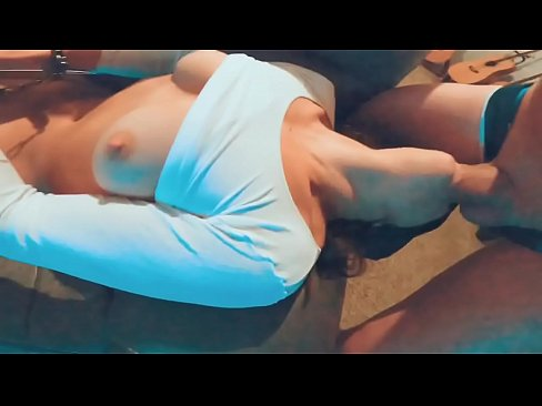 Sister deepthroating her brothers fat cock til he blows on her face
